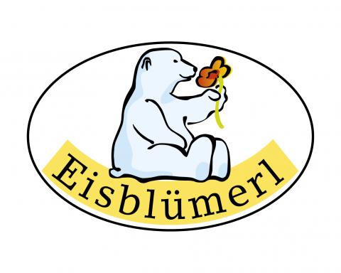 Eisbluemerl Logo