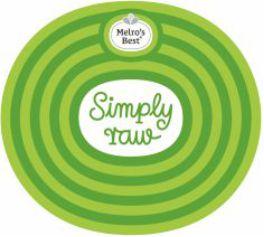 SimplyRaw Logo