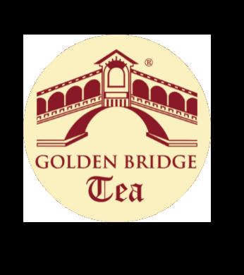 GoldenBridge Teas Logo