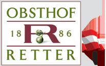 ObsthofRetter Logo